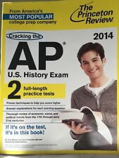 Cracking the AP U. S. History Exam, 2014 Edition by Princeton Review