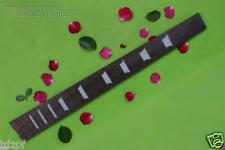 Rosewood Electric Guitar Fretboard 24 fret Fingerbord Trapezoid Inlay 25.5 Inch
