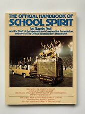 The Official Handbook of School Spirit by Randy Neil (1981)
