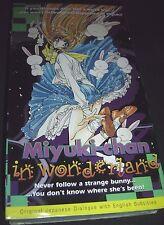 Miyuki-Chan in Wonderland (VHS, 1996) Japanese Dialogue English Subtitles