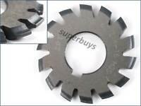 M1.5 No.2 20 Degree HSS Involute Module Gear Cutter Rack Milling Lathe Machine