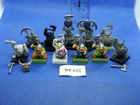Warhammer Fantasy - Dwarfs - Enanos Variados Dañados x11 - WF422