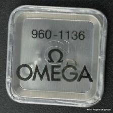 Vintage ORIGINAL OMEGA Crown Wheel Ring #1136 for Omega Cal.960!