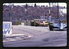 Jarier #4 / Scheckter #11 - 1979 Long Beach Grand Prix - Vintage 35mm Race Slide