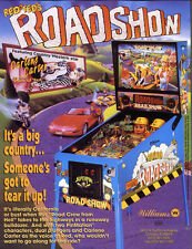 Roadshow road show Pinball sound chip eprom set