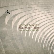 Scordatura Ensemble - James Tenney: Harmonium [CD]