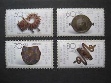 789-792 Postfrisch 1987 Wohlfahrt kompl.ausgabe Berlin west