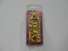 The Hillman Group 122671 Thumb Tacks, 40-pack