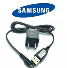 OEM Genuine Original Samsung Wall AC Charger Power Adapter With Micro USB Cable