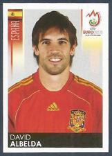 PANINI EURO 2008- #423-ESPANA-SPAIN-DAVID ALBELDA