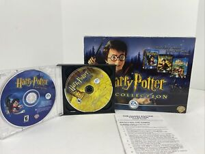 Harry Potter Collection EA Games PC 3 Games