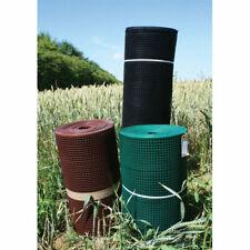 Tree Guard Protection Mesh Rabbit Pest Control Black, Brown, Green 50m Rolls