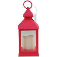 LED Lantern Lamp Pink Outdoor Garden Patio Porch Party Lighting Night Light New