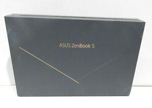 ASUS Zenbook S UX391UA-EA014R, i7-8550U, 16GB RAM, 256GB SSD - Deep Dive Blue
