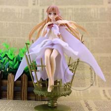 "10"" NEW Sword Art Online Yuki Asuna PVC Figure Anime Figurine 3D Model"