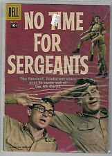 No Time For Sergeants- Dell Four Color Comic-#914 (GER)
