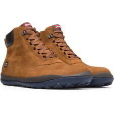 Camper Peu Pista Gtx Mens Waterproof Brown Ankle Boots Size 9-11