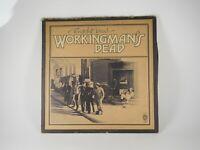 The Grateful Dead - Workingman's Dead LP on Warner Bros., WS 1869 - green labels