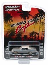 1970 Chevrolet Nova -  BEVERLY HILLS COP **** Greenlight 1:64 NEU