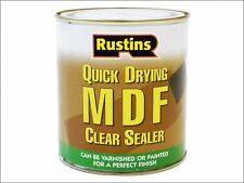 Rustins - Quick Drying MDF Sealer Clear 250ml