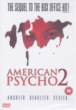 Mila Kunis, William Shatner-American Psycho 2  DVD NUEVO