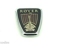 Genuine New ROVER REAR BADGE Boot Emblem For 400 1999-2000 Saloon 5DR Hatchback