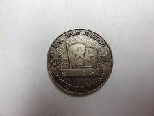 CHALLENGE COIN 2 STAR GENERAL US ARMY AVIATION SYSTEMS COMMAND SGT D W MONAGHAN