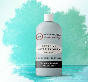 Superior Egyptian Musk Fragrance Body Oil