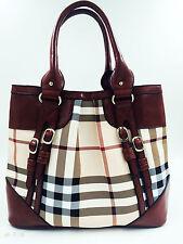 Ladies Womens DesigneR Style(B335) celebrity Tote Bag Handbag NEW