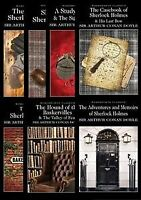 Complete Sherlock Holmes Collection, Like New Used, Free P&P in the UK