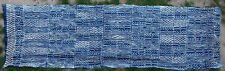 Textile weave antique tribal African Africa Cameroun Bamileke 1950