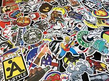 100 Stück farbige hochwertige Aufkleber Set Stickerbomb Tuning Aufkleber Decals
