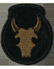 34 Infantry Division Subdued Patch