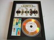 STEPS SIGNED  GOLD CD  DISC 11