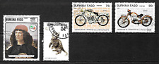 Burkina Faso .. Superb collection .. 0880