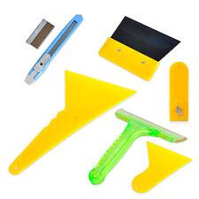 Car Vehicle Window Vinyl Film Wrap Scraper Application Installation Tool Kit Set