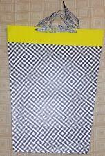 Gift Bag (Lime, Black and White)