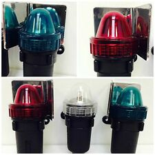 Emergency Navigation Light Set (Set of 3) - Yacht Boat Sailing New N2