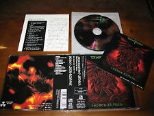 Therion / Lepaca Kliffoth JAPAN+1 w/Sticker OOP!!!!! TB3