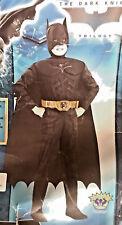 Halloween costume boys Kids Muscle Chest Batman The Dark Knignt Sz. Medium 8-10