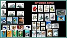 AUSTRALIA 1981 FULL COLLECTION as in the BOOK (36 STAMPS) MNH