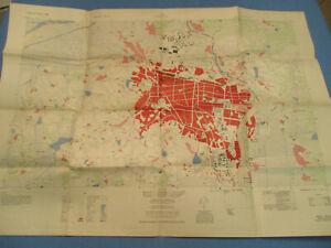 1951 FOLDED TOPOGRAPHIC MAP OF TAEGU (DAEGU), KOREA PLUS KOREAN WAR STORY & MORE