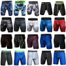 Mens Compression Shorts Base Layer Skins Under Tights Fitness Pants Trousers