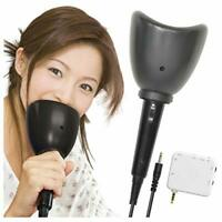 Karaoke Mute Mic 2 Noiseless Microphone for iPad, iPhone, smartphone