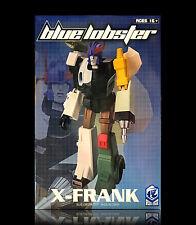 Transformers Masterpiece Blue Lobster BL-01 X-Frank / MP Autobot Spike Brand New