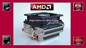 AMD CPU COOLING FAN FOR  PHENOM II BLACK EDITION X4 970-975-980 125W AM2 AM3 NEW