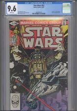Star Wars #52 CGC 9.6 1981 Marvel Comics Death Of Colonel Nord, Darth Vader App