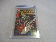 SILVER SURFER #11 PGX 7.0 1969 NOT CGC 1ST SERIES