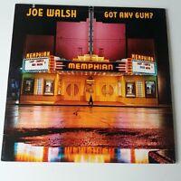 Joe Walsh - Got Any Gum Vinyl LP American 1st Press 1987 EX/EX+ Eagles