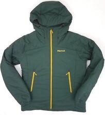 New Marmot Astrum Hooded Jacket Men's Size Large Dark Spruce ( Green ) MSRP $250